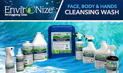 environize cleaning